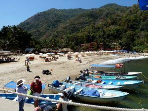 Boca de Tamatlan beach