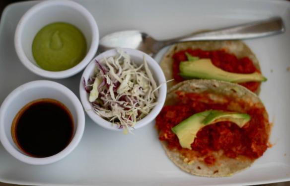 Tacos at El Dorado