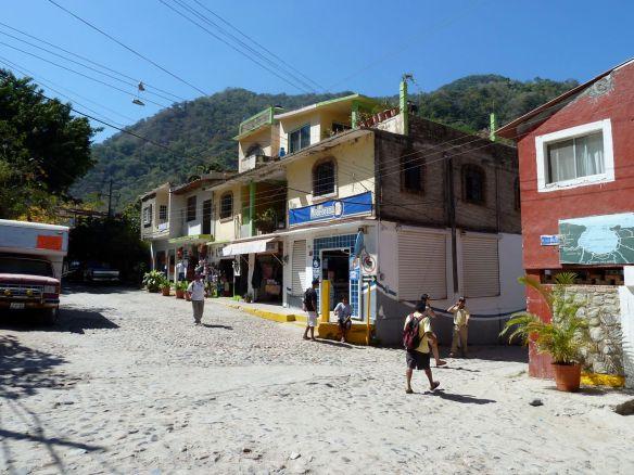 Street view in Boca
